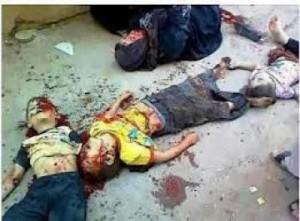 crimes à gaza