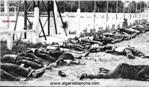 massacres 8 mai